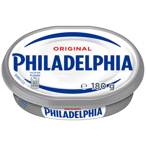 Philadelphia Cheese Spread Original 180g