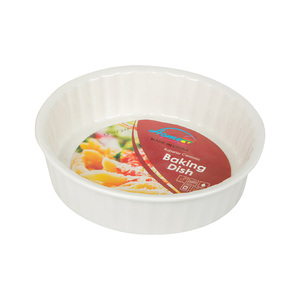 Home Ceramic Baking Dish 8.7in