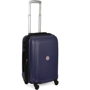 Delsey Tasman 4 Wheel Hard Trolley 79cm Navy