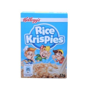 Kellogg's Rice Krispies Cereal 22g