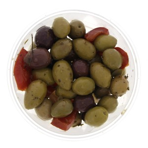 Moroccan Green Olive BBQ Style 300g