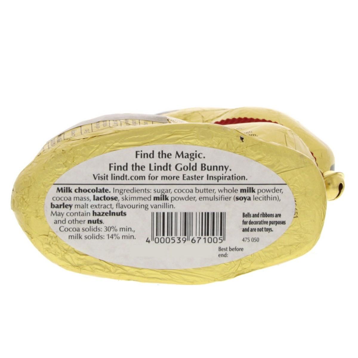 Buy Lindt Golden Bunny Milk Chocolate 200g Online Lulu