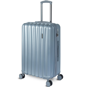 Giordano Milano 4 Wheel Hard Trolley 25inch Assorted Color