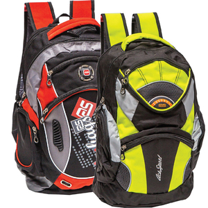 ACS Teenage Backpack 1567-1 Assorted Per pc