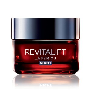Loreal Revitalift Laser X3 Anti-Ageing Night Cream Mask 50ml