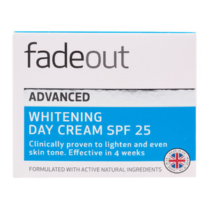 Fade Out Extra Care Whitening Day Cream Spf 25 50ml