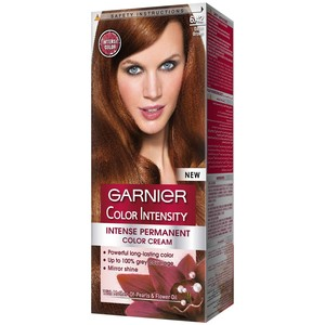 Garnier Color Intensity 6.42 Dates Brown Hair Color 1 Packet