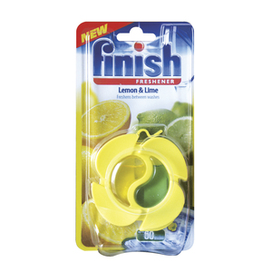 Finish Dishwasher Machine Freshener Lemon 4.5g