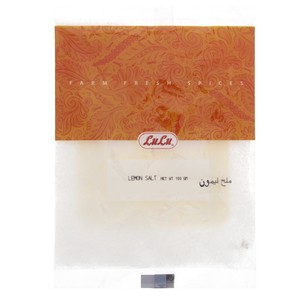 Lulu Lemon Salt 100g
