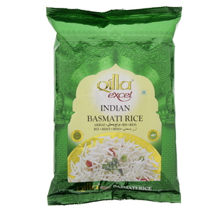Qilla Excel Indian Basmati Rice 1kg