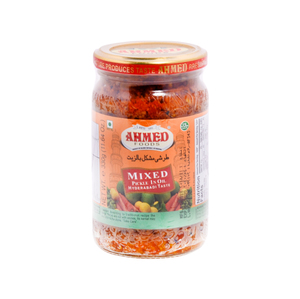 Ahmed Hyderabadi Mixed Pickle in Oil 330g