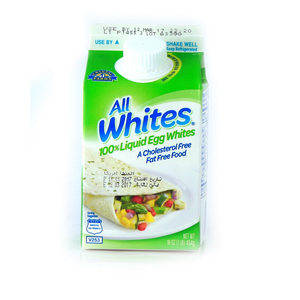 Crystal farms All Whites Liquid Egg 16oz