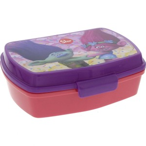 Trolls Sandwich Box 84174
