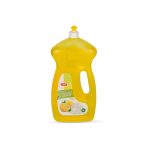 Lulu Dish Wash Liquid  Lemon 1.5Litre