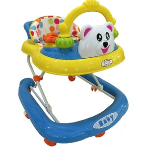 First Step Baby Walker 837 Blue