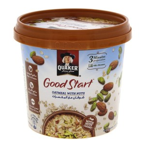 Quaker good start Oatmeal with nuts 50g