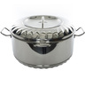 Chefline Stainless Steel Hot Pot Solitaire 25000ml