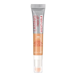 Rimmel London Lasting Finish Breathable Concealer Shade 400 Medium Dark 7ml