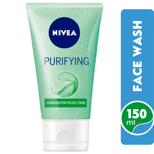 Nivea Purifying Face Wash Combination To Oily Skin 150ml