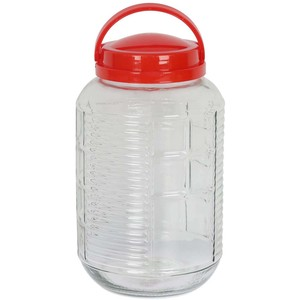 Home Glass Jar BX14018A 3400ml