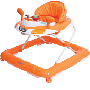First Step Baby Walker SB806EU, Orange