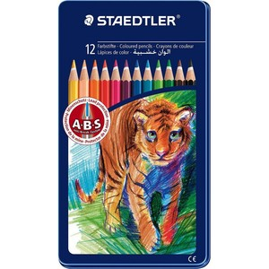 Staedtler Color Pencil 145AM12 12 Piece