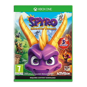 Xbox One Spyro: Reignited Trilogy