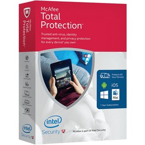 McAfee Total Protection 2016 Unlimited Device