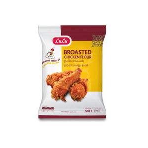 Lulu Broasted Chicken Flour 500 GM