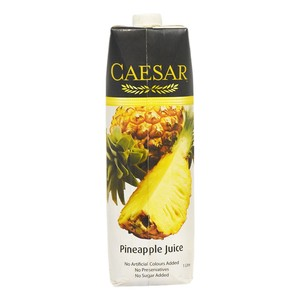 Caesar Pineapple Juice 1Litre