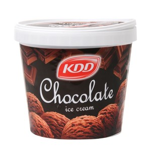 KDD Chocolate Ice Cream 1Litre