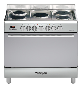 Bompani Cooking Range BO683EGE 90x60 5 Hot Plates