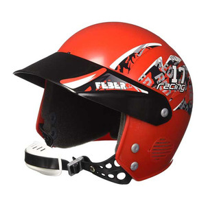 Feber Kids Ride on Helmet Red 800003101