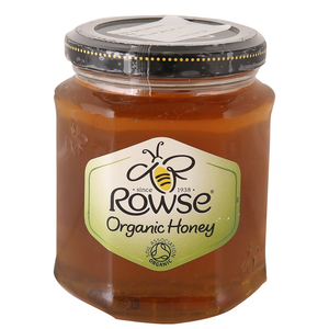 Rowse Organic Honey 340g