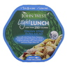 John West Italian Style Tuna Salad Light Lunch 220g