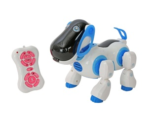 Skid Fusion Infrared Remote Control Smart Dog 2089 Assorted Color