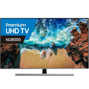 Samsung Premium Ultra HD 4K Smart LED TV UA65NU8000 65""