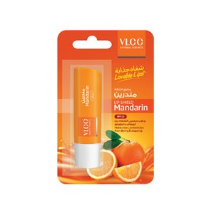 VLCC Lip Shield Mandarin with SPF10 4.5g