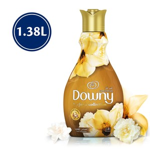 Downy Perfume Collection Concentrate Fabric Softener Feel Luxurious 1.38Litre