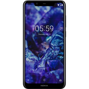 Nokia 5.1 Plus 32GB Black