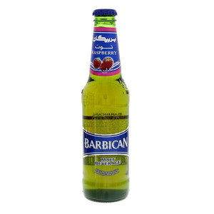 Barbican Raspberry Non Alcoholic Beer 330ml