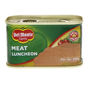 Del Monte Meat Luncheon 200g