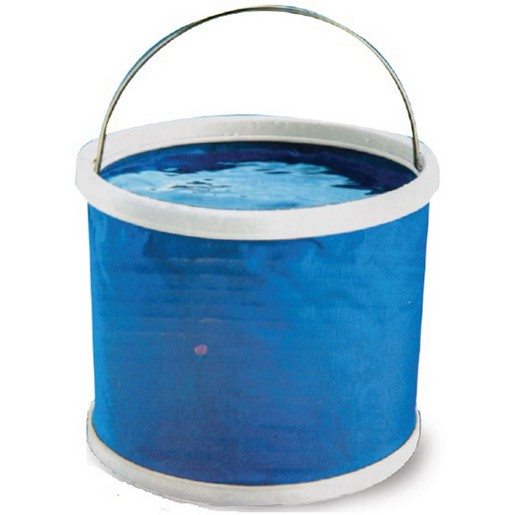 Automate Carwash Foldaway Bucket Assorted Colors