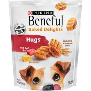 Purina Baked Delights Hugs 241 Gm