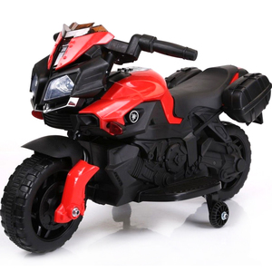 Kid's Rechargeable Ride on Motor Bike TC919 Assorted Colors