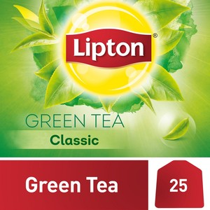 Lipton Green Tea Classic 25 Teabags