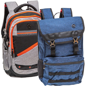 Wagon-R Topload Backpack KB17518 Assorted Per pc