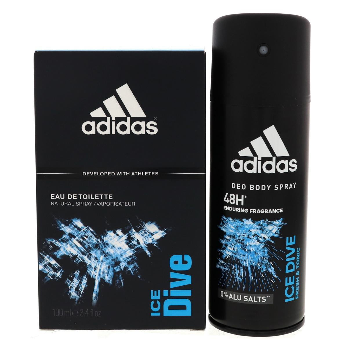 Adidas Deo und Parfum ice Drive