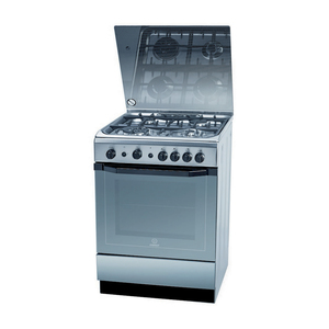 Indesit Cooking Range I-6TG1GXGHEX  60X60 4Burner