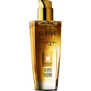 L'Oreal Paris Extraordinary Oil All Hair Beautifying Oil Multi-Usage For All Hair Types 100ml